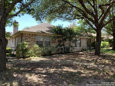 New Braunfels Single Family Home Active Option: 815 Oakwood Blvd
