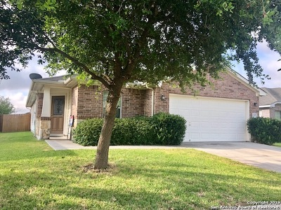 Cibolo Single Family Home New: 225 Brahma Way