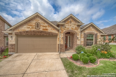 Schertz Single Family Home Active Option: 105 Fernwood Dr