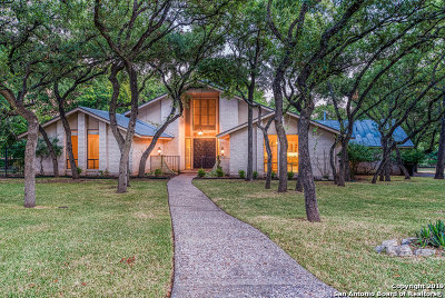 San Antonio Single Family Home For Sale: 12602 Hunters Chase St