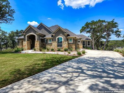 New Braunfels Single Family Home For Sale: 5641 Copper Valley