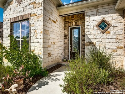 New Braunfels Single Family Home For Sale: 1181 Nutmeg Trail