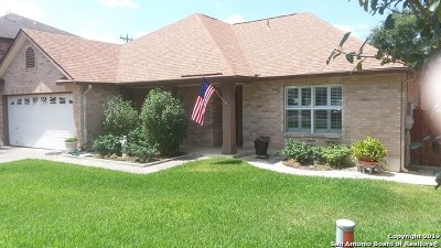 Cibolo Single Family Home For Sale: 121 Springtree Pkwy