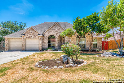 Stone Oak Single Family Home Active Option: 1110 Steubing Oaks