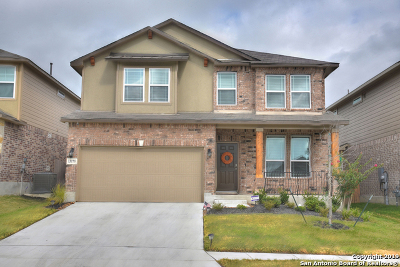 Alamo Ranch Single Family Home New: 13170 Beals Circle