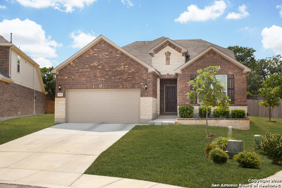 Helotes Single Family Home For Sale: 10652 Hibiscus Cove
