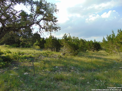 Helotes Residential Lots & Land For Sale: Lot 42 Canyon Rim