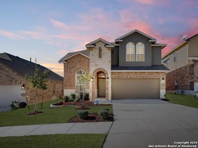 Alamo Ranch Single Family Home New: 5727 McKinney Falls