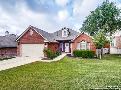 Stone Oak Single Family Home Active Option: 430 Mesa Loop
