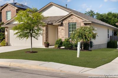 San Antonio Single Family Home New: 15323 Night Heron