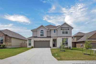 Cibolo, Schertz, New Braunfels Single Family Home New: 3595 High Cloud