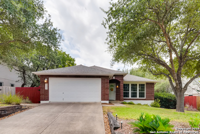 San Antonio Single Family Home New: 11518 Roseview