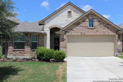 Cibolo Single Family Home For Sale: 717 Laserra
