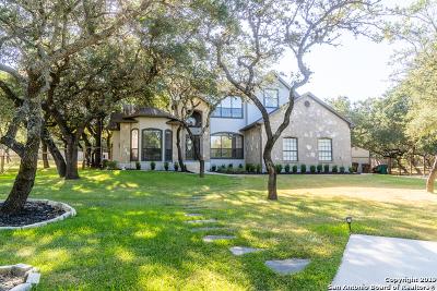 San Antonio Single Family Home Active Option: 26207 Misty Pt