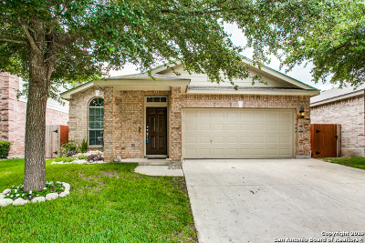 Helotes Single Family Home New: 13623 Riverbank Pass