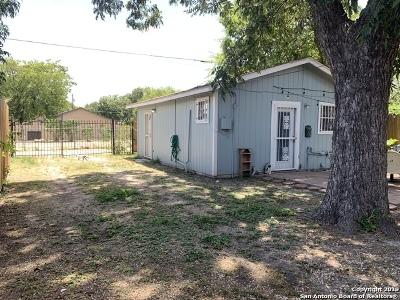 San Antonio Multi Family Home New: 1608 W Salinas St