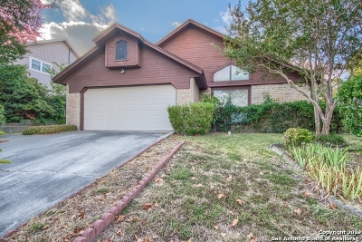 Schertz Single Family Home Active Option: 3406 Morning Dr