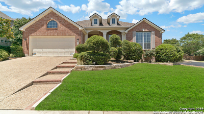 San Antonio Single Family Home New: 1611 Lookout Forest