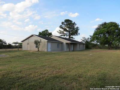 Wilson County Single Family Home New: 7215 Fm 539