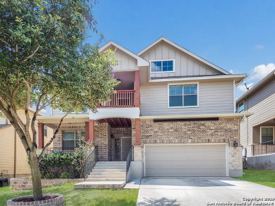 Cibolo Single Family Home New: 312 Ranch House Rd