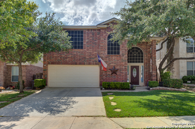 Helotes Single Family Home Active Option: 13715 Topaz Lk