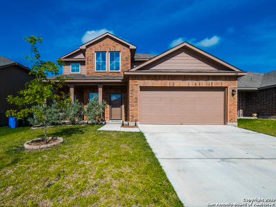 Seguin Single Family Home For Sale: 1041 Polmont Ct