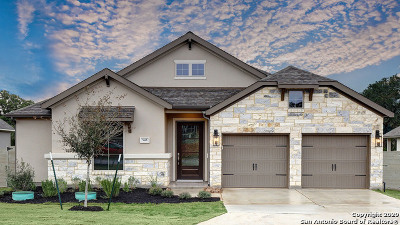 New Braunfels Single Family Home New: 545 Tobacco Pass