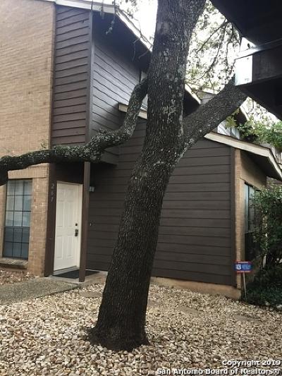 San Antonio Condo/Townhouse New: 8633 Datapoint Dr #261