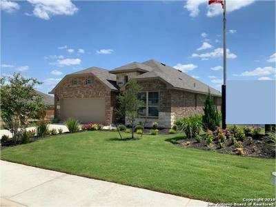 New Braunfels Single Family Home New: 1409 Kamryn Way