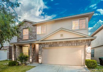 San Antonio Single Family Home New: 560 Perch Meadow
