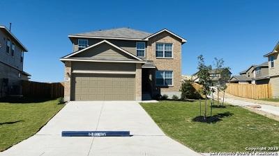 San Antonio Single Family Home New: 815 Red Crossbill