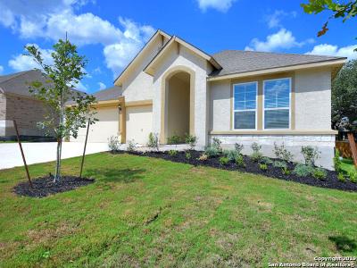 San Antonio Single Family Home New: 8221 Merchants Lodge