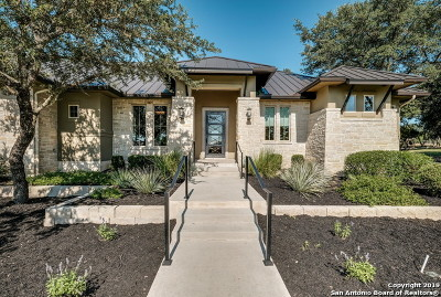 Boerne Single Family Home For Sale: 332 Menger Springs