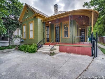 San Antonio Multi Family Home New: 1510 Camaron St