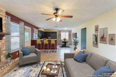 San Antonio Single Family Home New: 8800 Brigadoon St