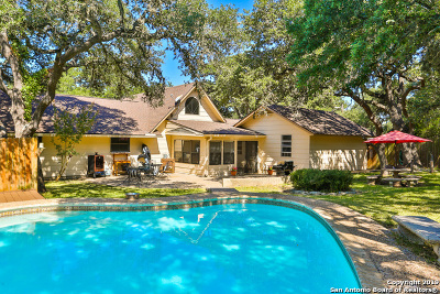 Boerne Single Family Home New: 4 Foster Rd