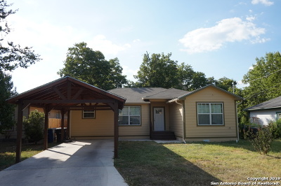 New Braunfels Single Family Home For Sale: 1886 W Mill St