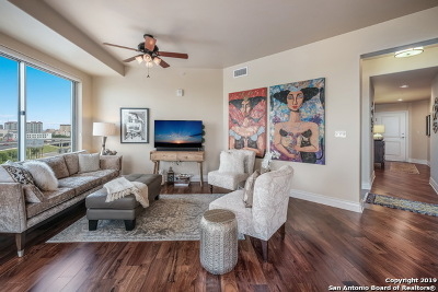 San Antonio Condo/Townhouse New: 215 Center #607