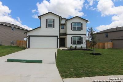 San Antonio Single Family Home Price Change: 14727 Hooded Merganser