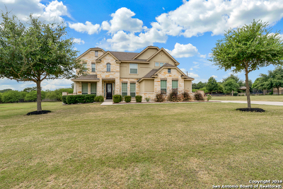 Helotes Single Family Home For Sale: 11511 Viridian Pl