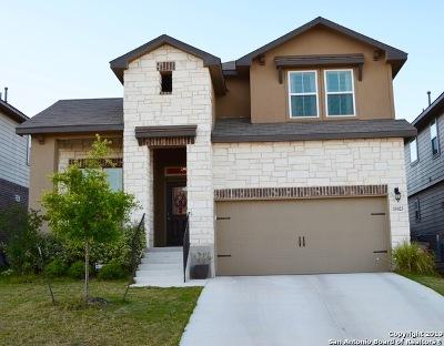 San Antonio Single Family Home New: 15023 Pintail
