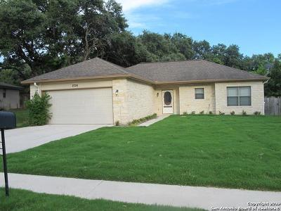 Kerrville Single Family Home New: 2326 Trails End