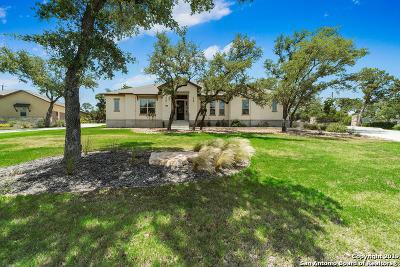 San Antonio Single Family Home Price Change: 806 Fuego Del Sol
