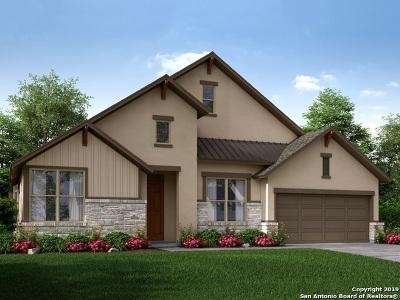 San Antonio Single Family Home New: 19035 Summer Haven