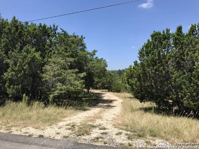 Boerne Residential Lots & Land New: 9202 Highlands Cove
