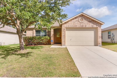 Cibolo Single Family Home Active Option: 116 Brahma Way