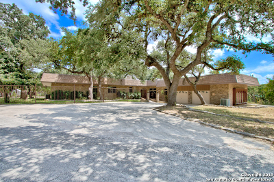 Canyon Lake Single Family Home For Sale: 185 Polly Dr