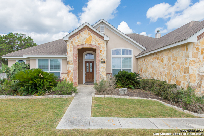 San Antonio Single Family Home New: 110 Lloyd Hughes