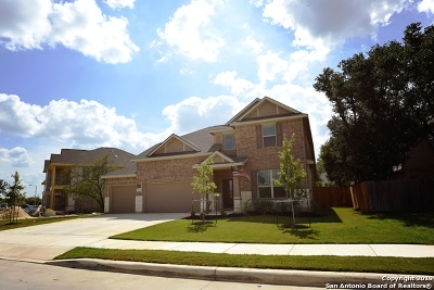 Schertz Single Family Home Active Option: 10239 Shadowy Dusk