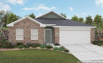 New Braunfels Single Family Home New: 3952 Legend Meadows